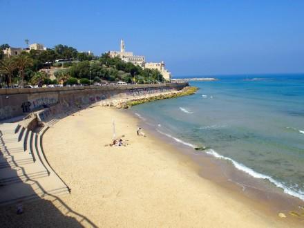 izrael sea
